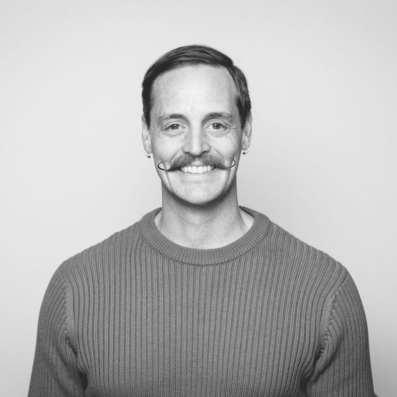 Portrait of Jeff Carrol
